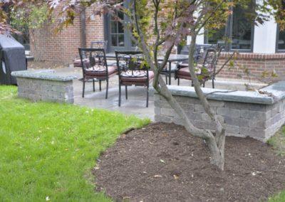 Outdoor Patio & Landscaping