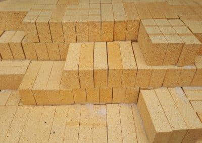Fire brick 9″X4-1/2″X2-1/2″